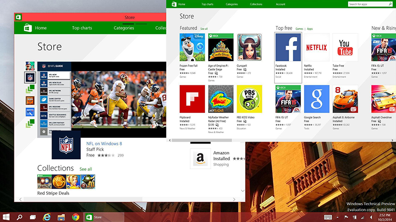 Windows Store - Windows 10