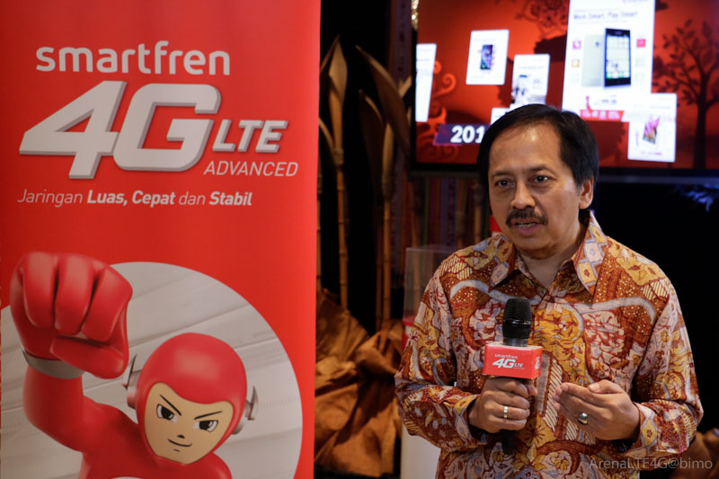 Smartfren 4G LTE Advance