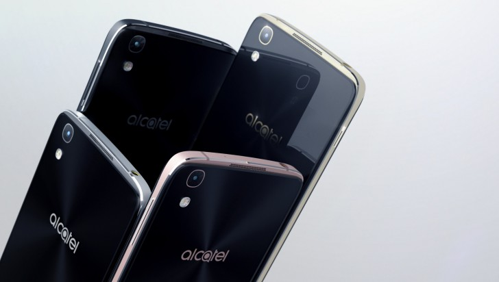 alcatel idol 4s baru 1