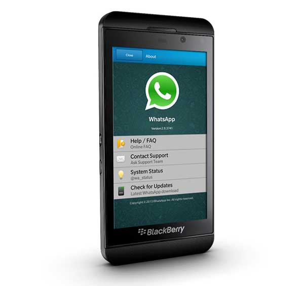 Download Whatsapp For Blackberry 10 - Game Apk