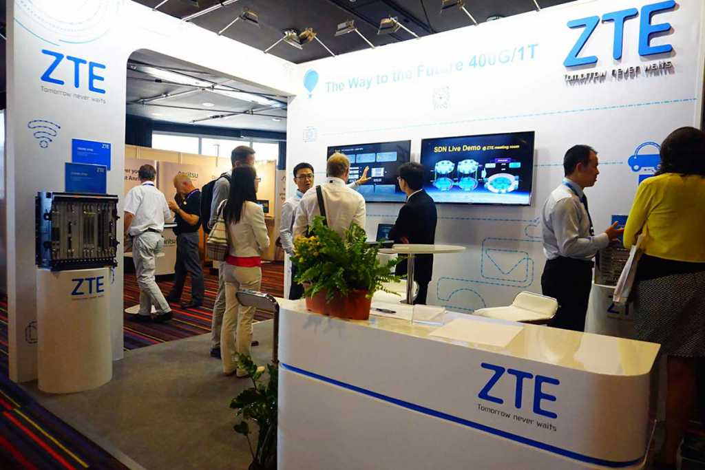 ZTE Network Solusi Cloud Data Centre ZTE