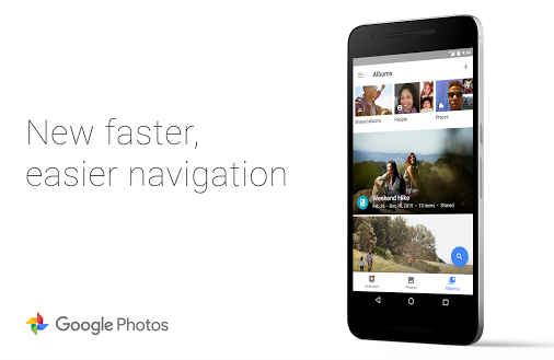 Update Google Photos Android