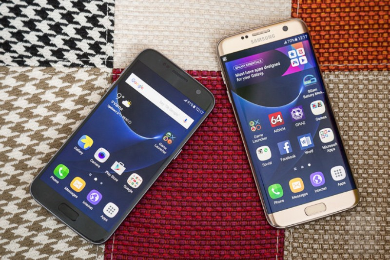 Galaxy S7 dan S7 Edge