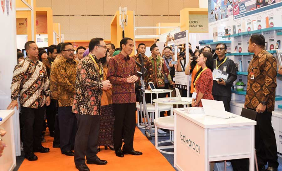 industri e-commerce Indonesia