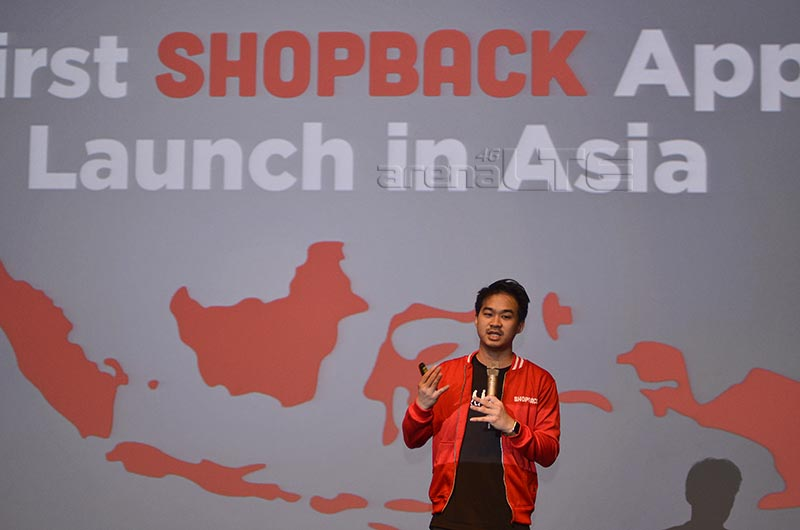 Indra Yonathan, Country Manager Shopback Indonesia (Foto: Hendra/ArenaLTE)