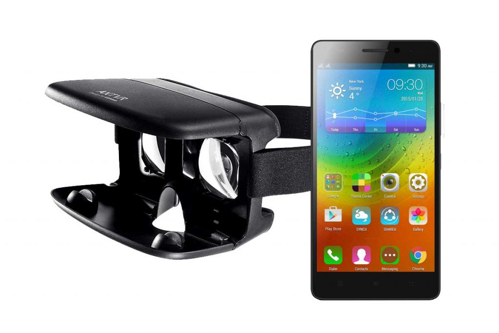 Lenovo A7000 Special Edition Ant VR