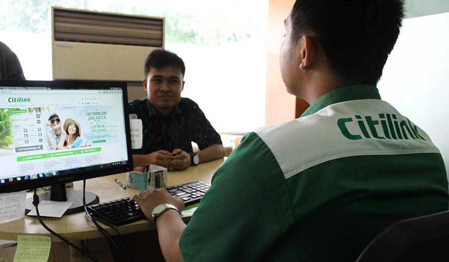 analisa data citilink