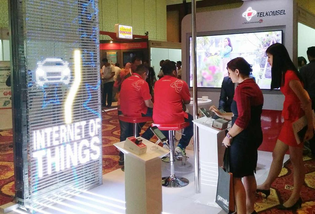 Asia IoT Business Platform 2016 internet of things indonesia