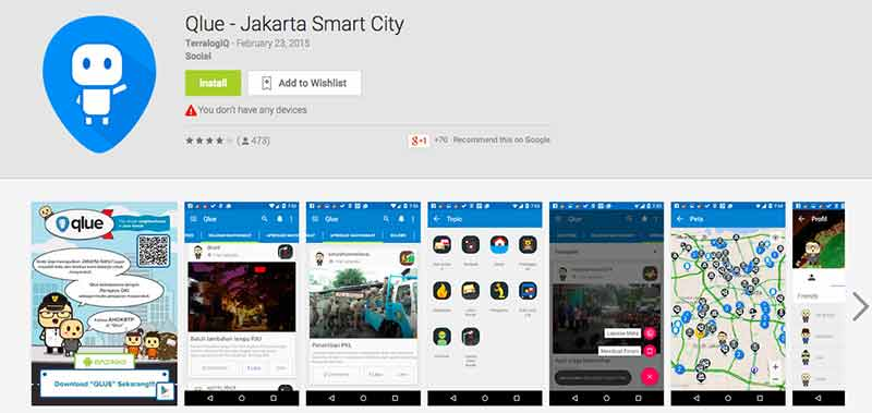 internet of things indonesia qlue jakarta smart city
