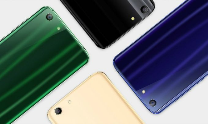 Elephone-S7-colors-rear