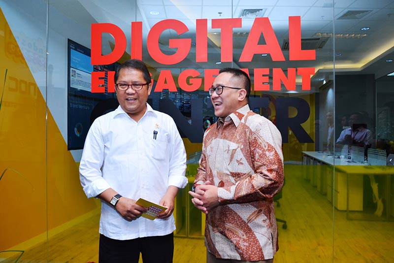 Indosat Ooredoo Digital Engagement Center (DEC)
