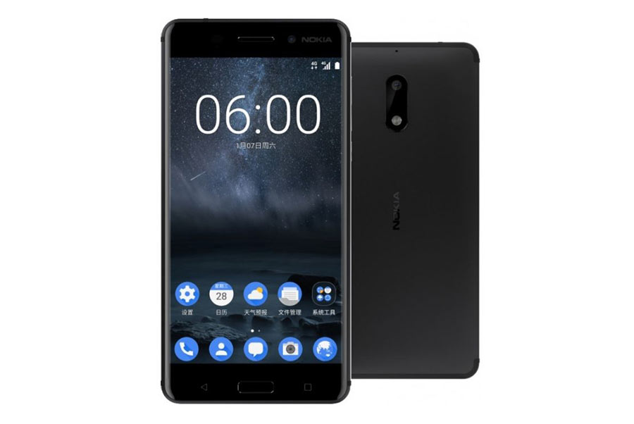 Android Nokia 6