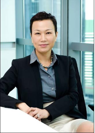 Yvonne Chang, Executive Managing Director, Asia Pasifik, Criteo