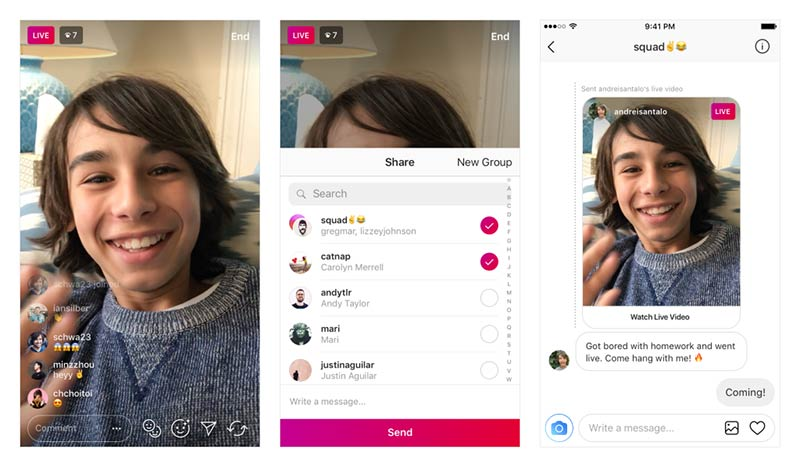 fitur-baru-instagram-live-video-instagram-direct