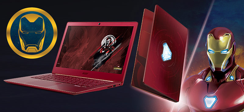 Acer-Swift-3-Marvel-Avengers-Infinity-War-Iron-Man-Edition