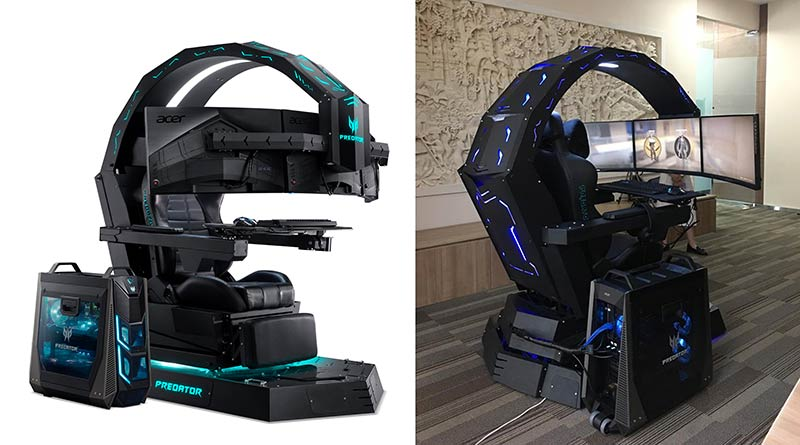 Predator-Thronos-Gaming-Chair-Futuristik