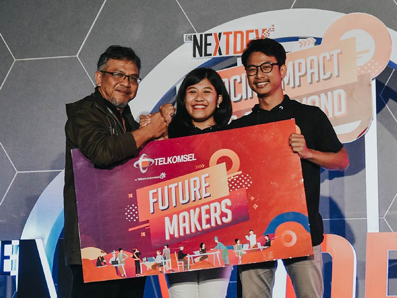 nexdev-telkomsel-future-makers