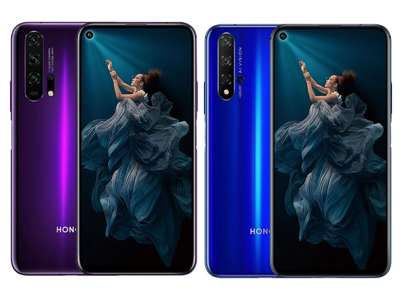 Honor 20 Honor 20 pro honor 20i