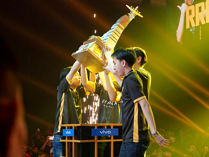 Juara PUBG PMCO SEA League 2019