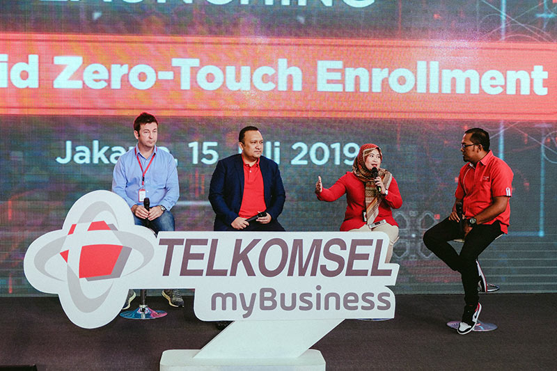 Telkomsel-mybusiness-Google-Android-Zero-touch-Enrollment