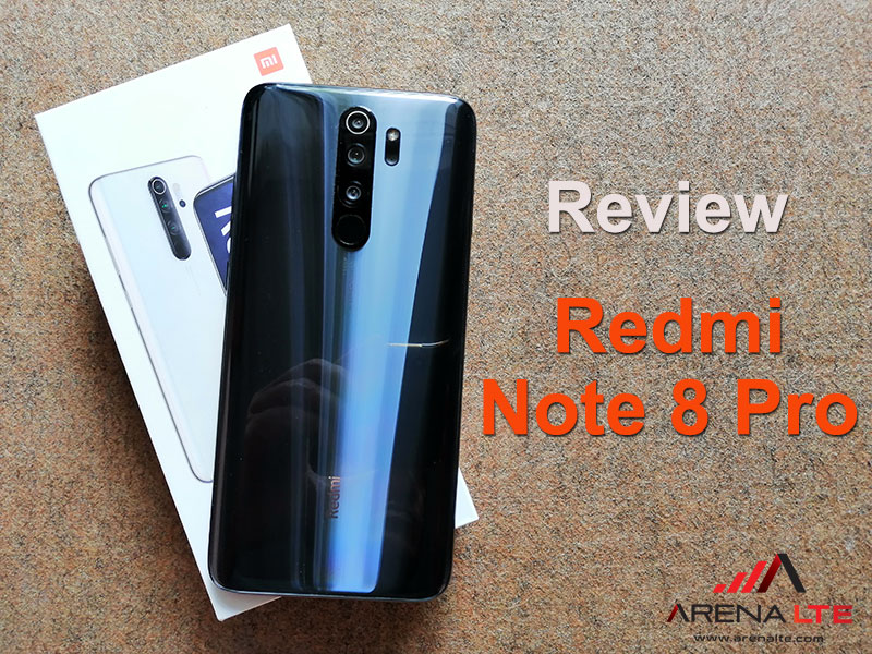 Review Redmi Note 8 Pro The First 64 Mpix Camera